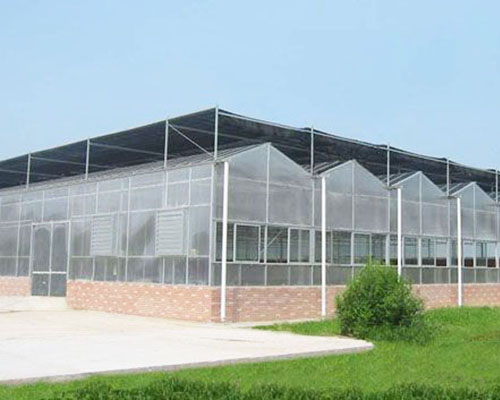 阳光板温室产品