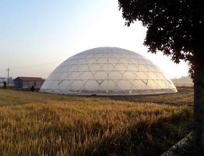球型温室产品