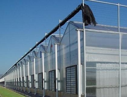 阳光板温室产品展示