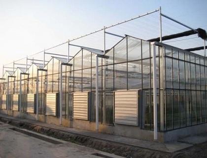 智能玻璃温室II