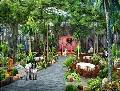 恒盈生态餐厅