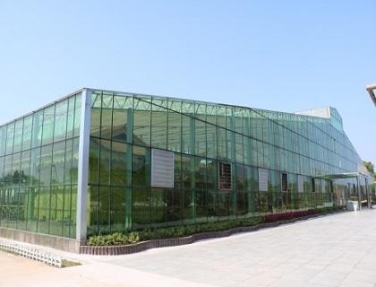 玻璃温室展示