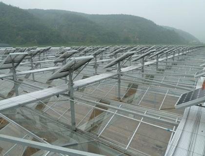 光伏太阳能温室