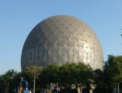 多用途球型温室大棚