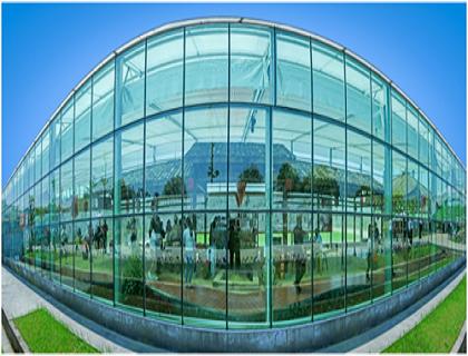景德镇智能玻璃温室III