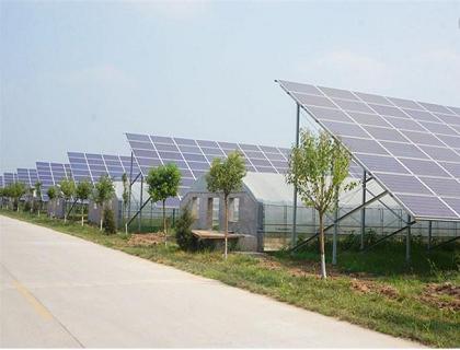 光伏太阳能温室产品
